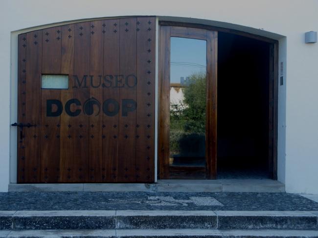 Visita al museo del aceite DCOOP(Hojiblanca) en Antequera