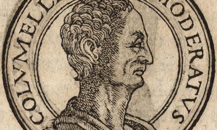 Oleopersonajes I: Lucius Junius Moderatus (Columela)