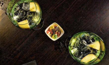 Aceite de Oliva Virgen Extra en la Coctelería
