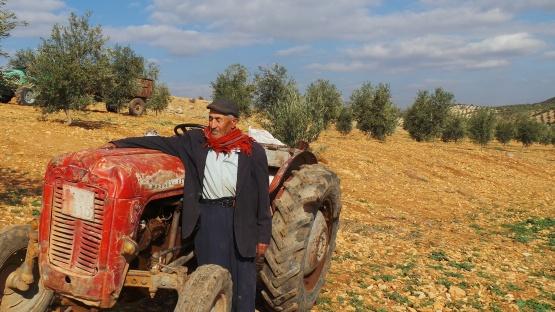 Agricultor turco