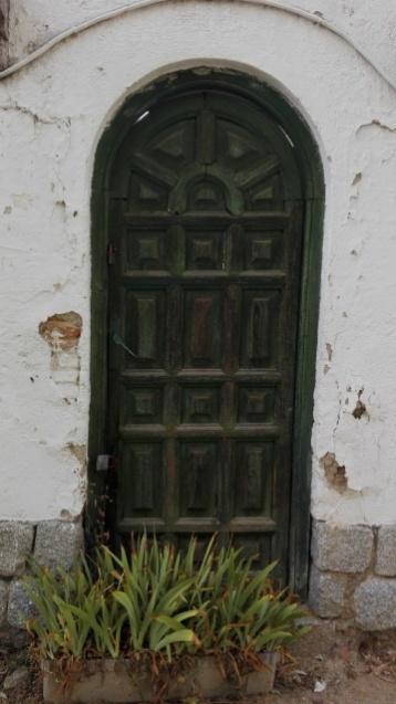 Puerta del olivar de Castillejo