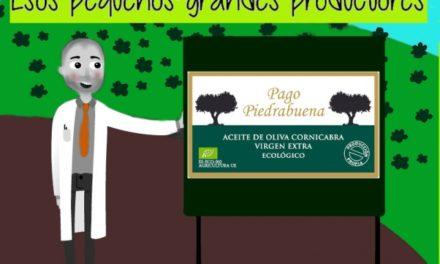 """Esos pequeños-grandes productores III : """"Pago de Piedrabuena"""""""