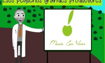 """Esos pequeños-grandes productores IV : """"Masia Can Viver"""""""