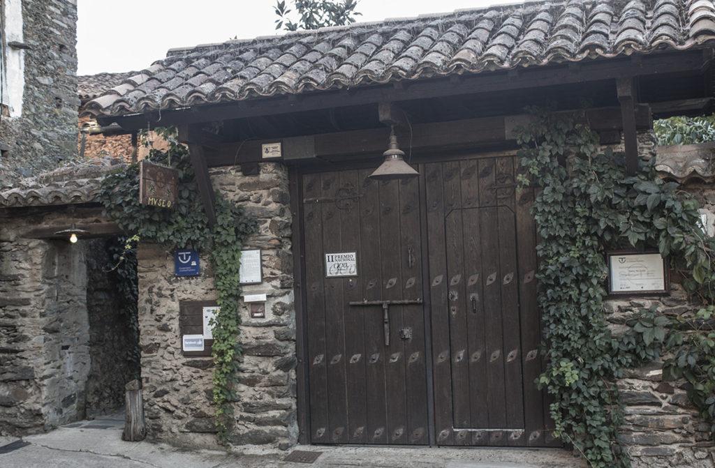 Puerta Museo